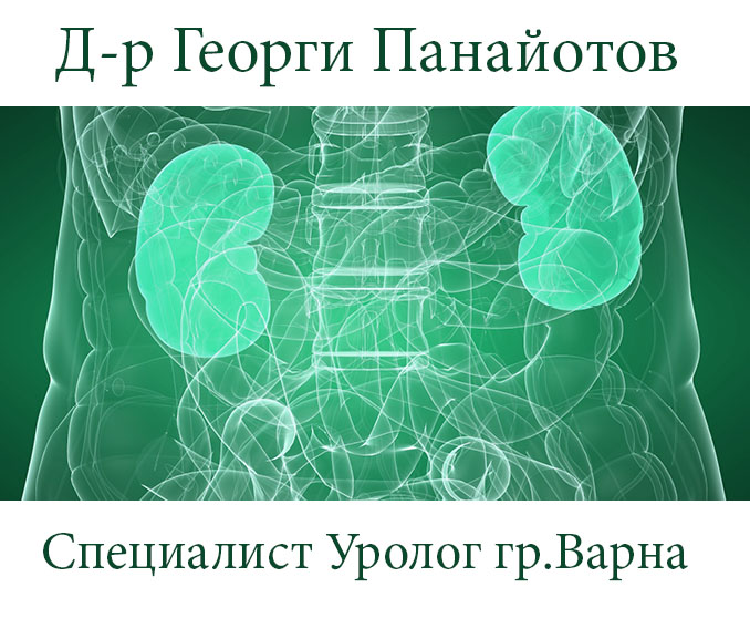 Д-р Георги Панайотов - Специалист уролог, гр. Варна