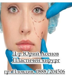 Д-р Юрий Асенов - Пластичен хирург