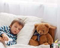 Грип - как да разпознаем първите симптоми при детето?